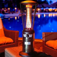 Lava Heat Mini Ember Patio Heater 10000 Btu Propane Miniember-Gm-Lp - M&K Grills
