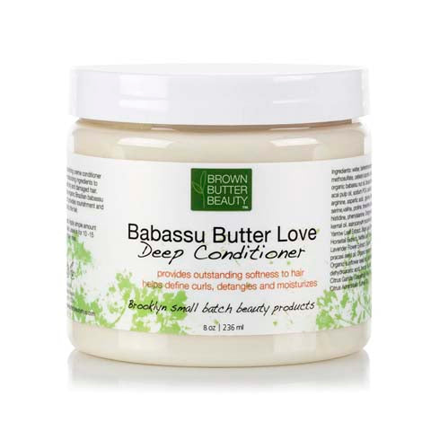 Brown Butter Beauty Babassu Butter Deep Conditioner