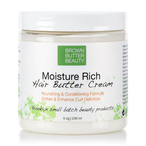 Brown Butter Beauty Moisture Rich Butter Cream