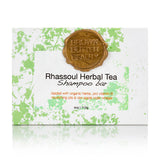 Brown Butter Beauty Rhassoul Herbal Tea Shampoo Bar