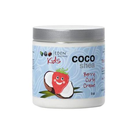 EDEN BodyWorks Coco Shea Berry Curly Creme - Kids