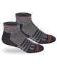 Dahlgren Alpaca Men's Ultra Light Socks-Socks-Dahlgren-Large-Charcoal-Alpaca Direct