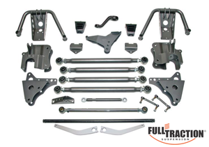 2000-04 Ford F250/F350 4WD 4-Link Builder Kit with King 2.5 Dia Coil-Over Shocks** Part FTS7850K   **FREE SHIPPNG