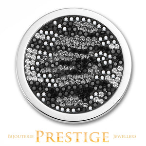 MI-MONEDA SILVESTRE STAINLESS STEEL ONE SIDED COIN - LARGE