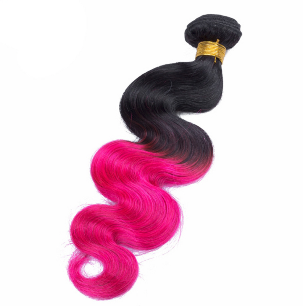 Custom Colored BodyWave Hair