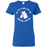 No Soy Raro, Soy De Edicion Limitada Ladies' 5.3 oz. T-Shirt