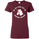 No Soy Raro, Soy De Edicion Limitada Ladies' 5.3 oz. T-Shirt - T-Shirts - Rebel Style Shop