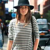 Fashion Fedora Hat - Fedora hat - Rebel Style Shop