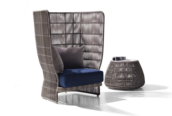 Canasta '13 - Armchair by B&B Italia | JANGEORGe Interior Design