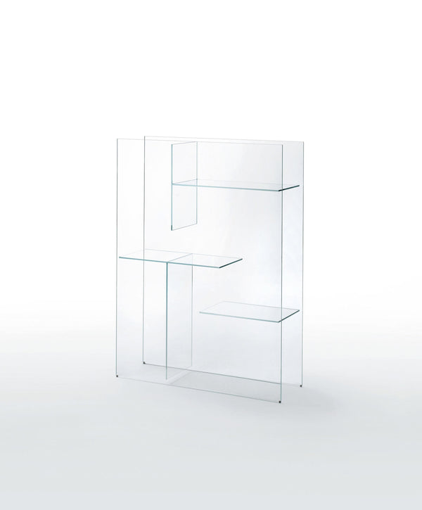 Transfix - Glass Storage Unit by Glas Italia | JANGEORGe Interior Design
