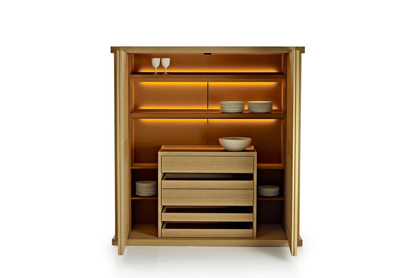 Convivium - Storage Unit by Maxalto | JANGEORGe Interior Design