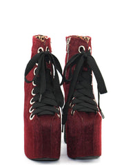 Lenox Oxblood Boot