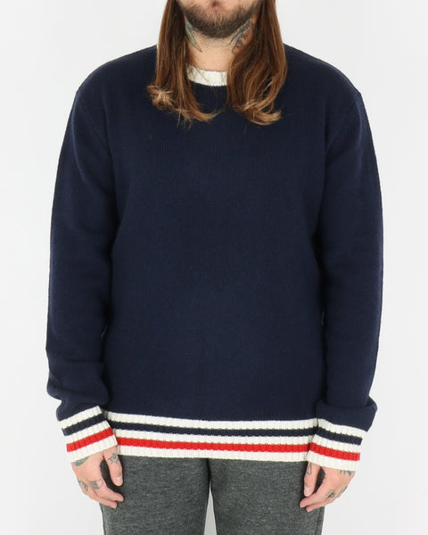 les deux_french lambswool jumper_dark navy_1_3