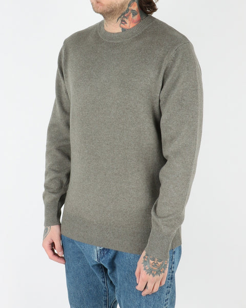 whyred_coil clean_sweatshirt_dusty green_view_2_2