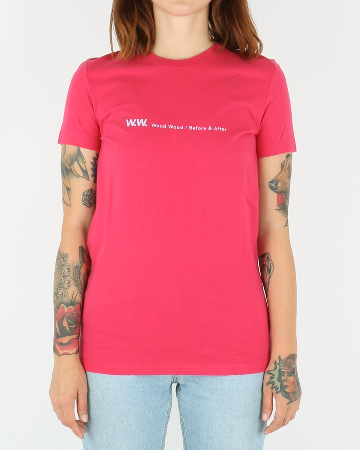 wood wood_eden t-shirt_pink_view_2_3
