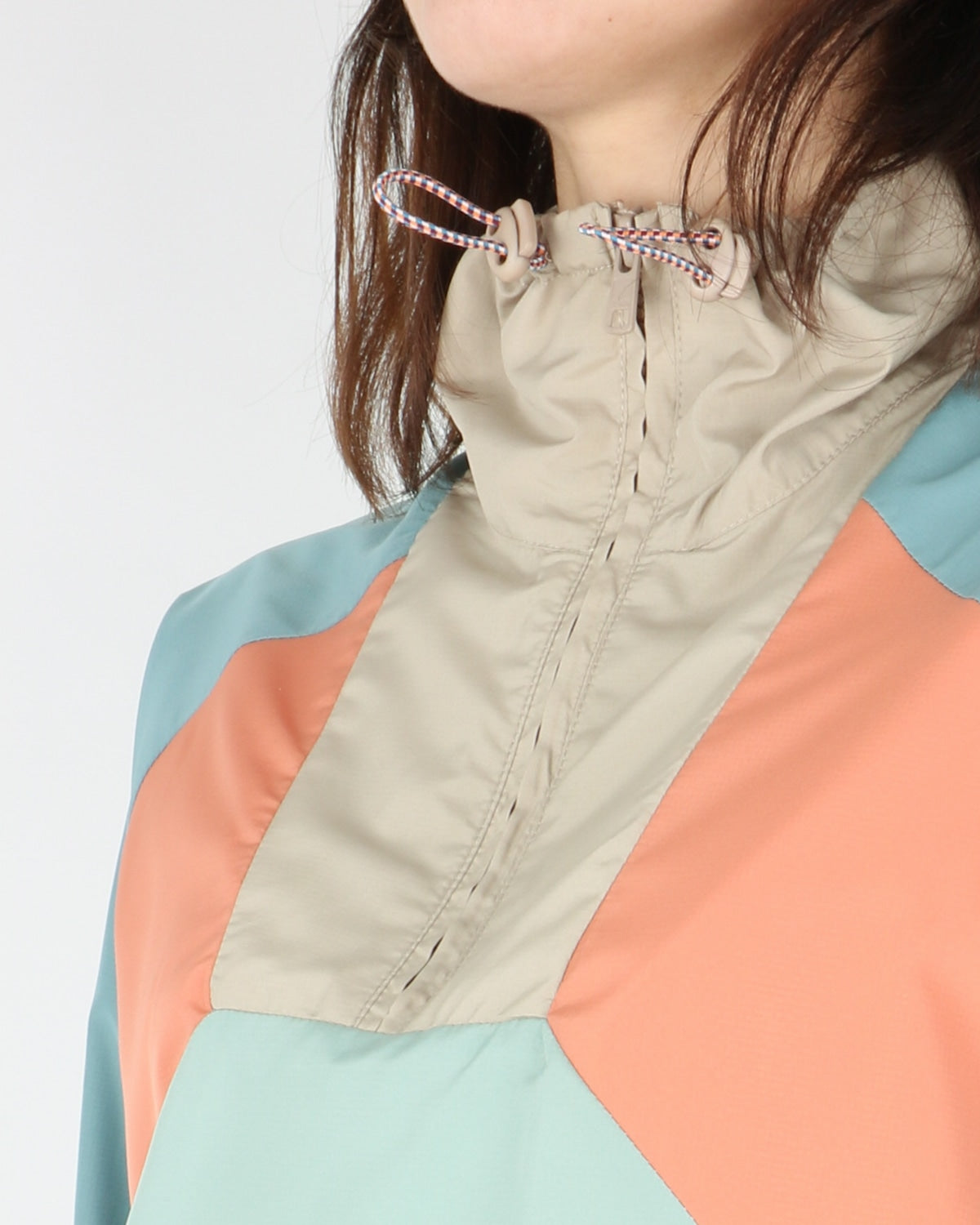 wood wood_robyn jacket_mint_view_3_4