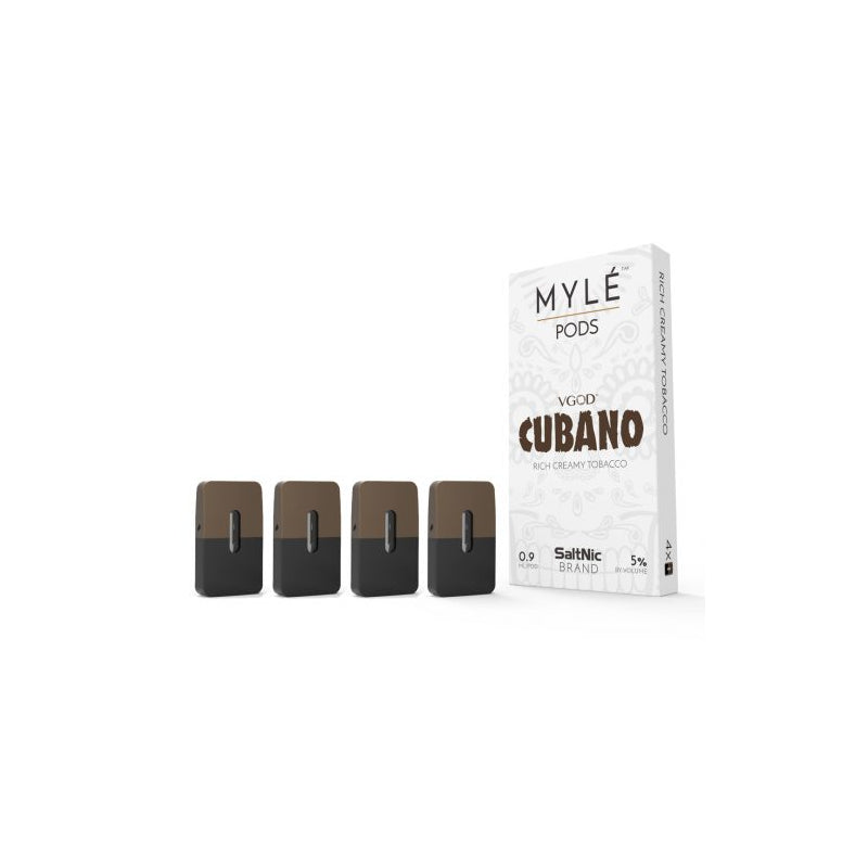 MYLE Flavor Pods (Pack Of 4)