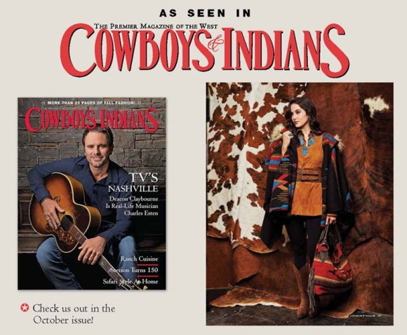 Cowboys & Indians - October 2015