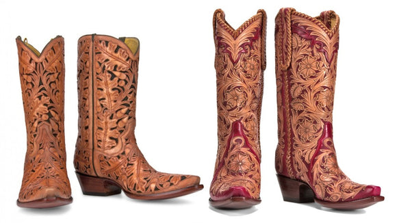 Forbes Magazine - True Grit: Back at the Ranch's Wendy Henry On Reinventing Cowboy Boots