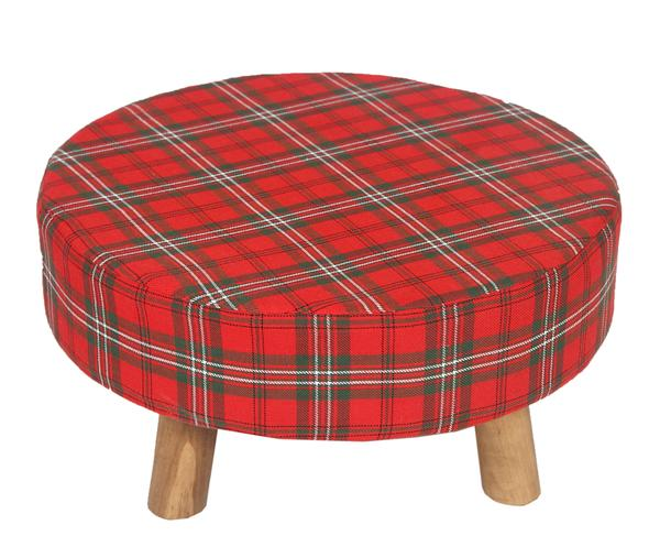Wooden Stool - Edward 62x62Cm
