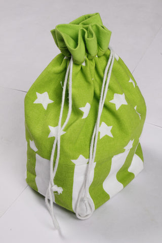 Gift Bag - Green Star