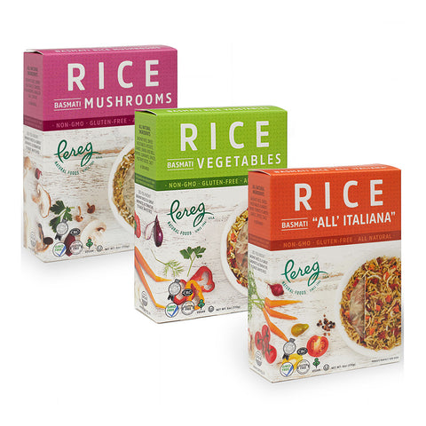 3-Pack Rice Combo