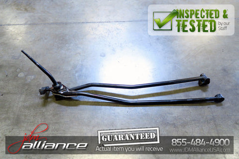 JDM 92-00 Honda Civic D Series OEM Shift Linkage D15B D16Y7 D16Y8 ZC SOHC - JDM Alliance