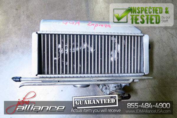 JDM 02-05 Subaru Impreza WRX Turbo OEM Top Mount Intercooler TMIC EJ20 - JDM Alliance