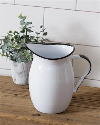 Enamelware - Pitcher