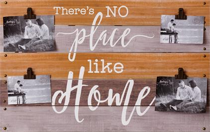 Sign - There's No Place Like Home