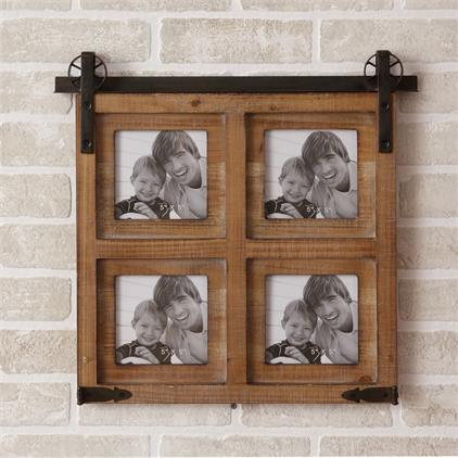 Picture Frame - Rolling Door Style