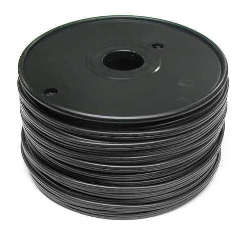 250' Bulk Wire Spool - Black Wire - SPT-1 | All American Christmas Co