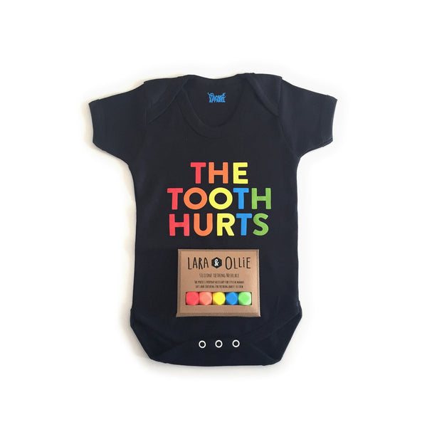 The Tooth Hurts: mama/baby gift box
