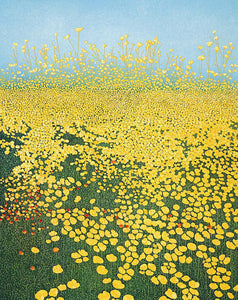 Buttercup Ridge by Phil Greenwood