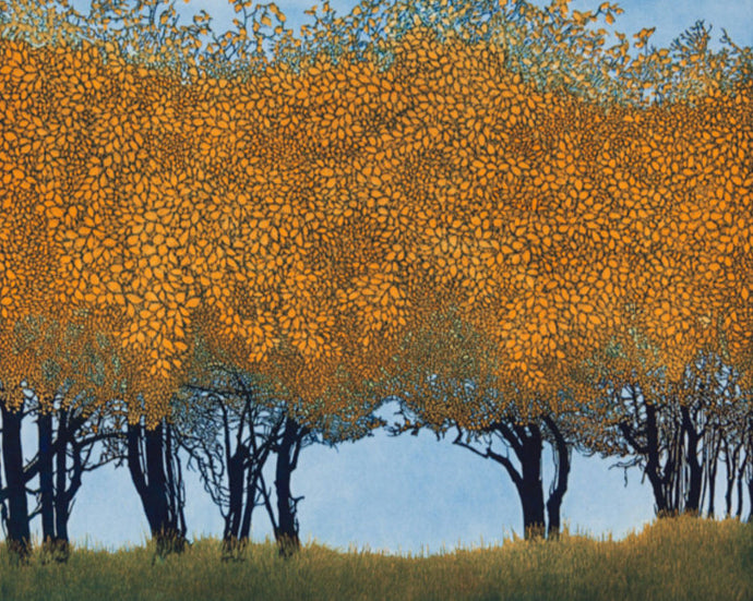Dancing Trees by Phil Greenwood