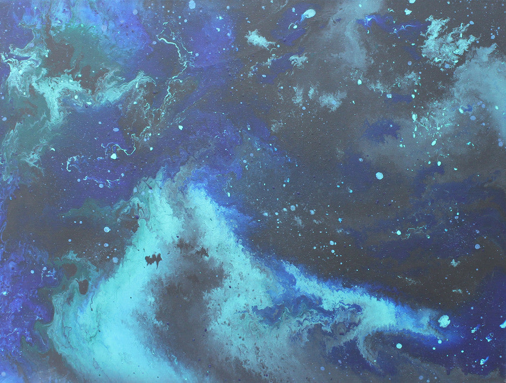Sea Galaxy by Reshma Panchal