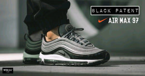NIKE ปล่อย AIR MAX 97 BLACK PATENT LEATHER
