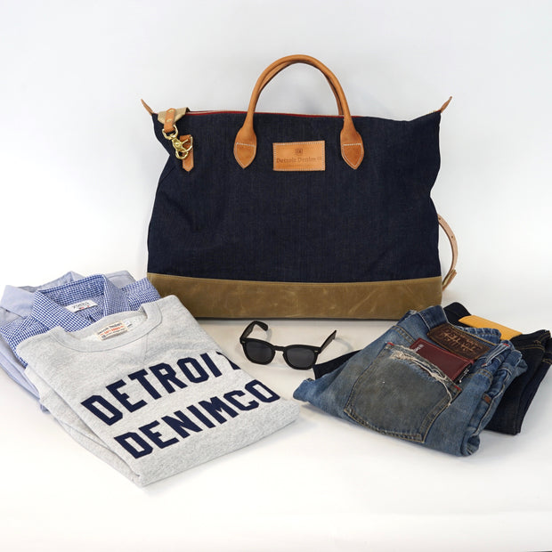 DDCo. Large Travel Tote