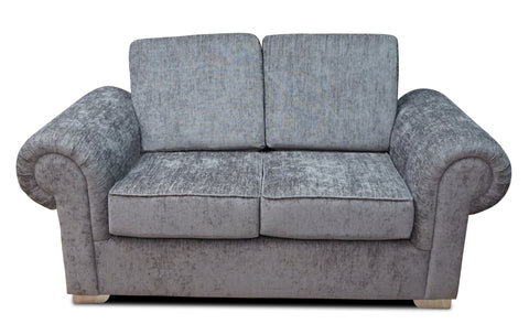 Angelica 2 Seater Formal Back Sofa 2 Seater Sofas- KC Sofas