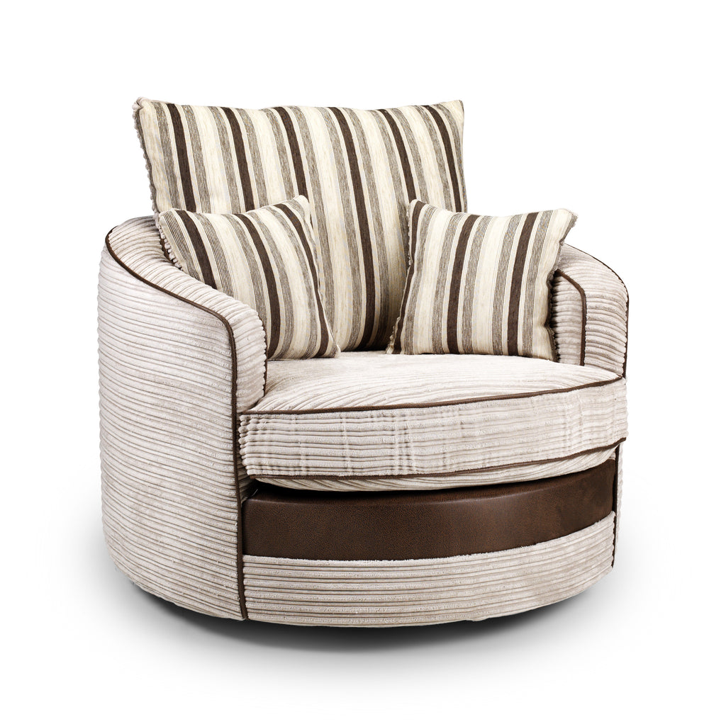 Sienna Medium Swivel Chair
