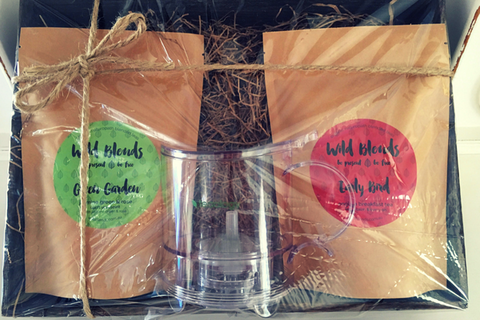 Wild Blends Organic Tea Gift