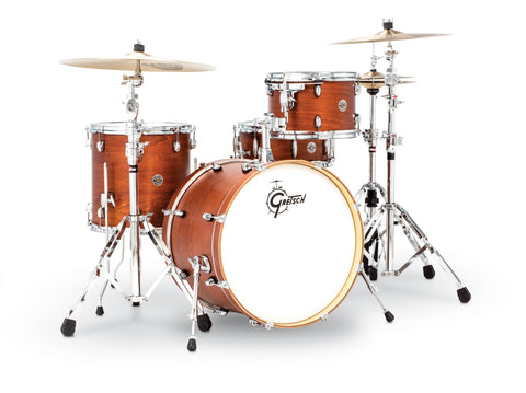 Gretsch Drums Catalina Club Jazz 4-piece Shell Pack with Snare Drum - 20