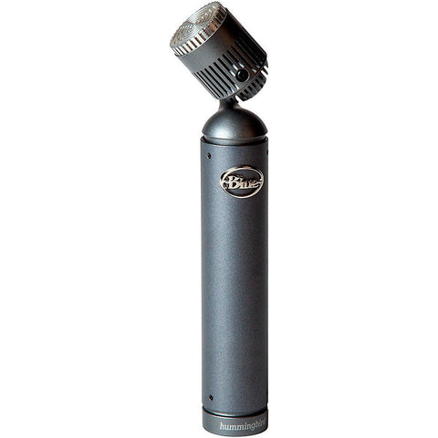Blue Microphones Hummingbird Small-diaphragm Cardioid Condenser Microphone with 180-degree Swiveling Head