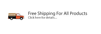 Free Shipping For All Products