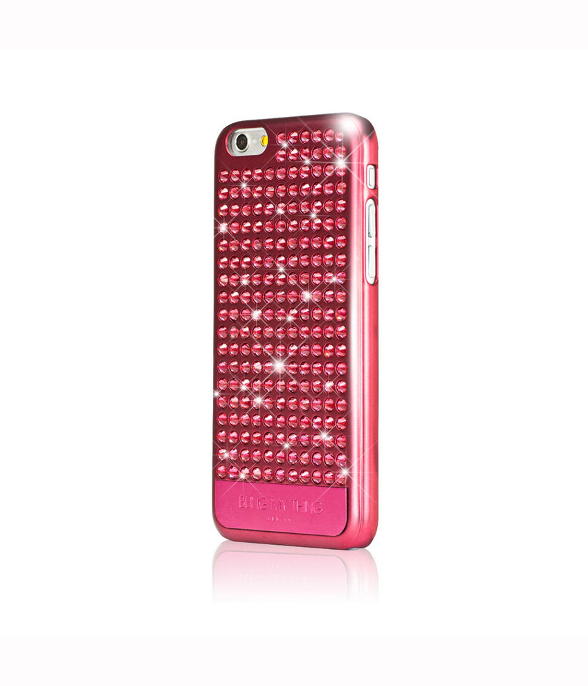 Pure Pink, Indian Pink, Extravaganza, iPhone 6s Case - Bling My Thing