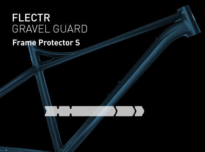 FLECTR Gravel Guard bike protector S