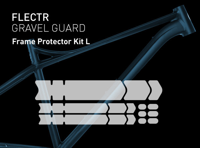 FLECTR Gravel Guard kit L
