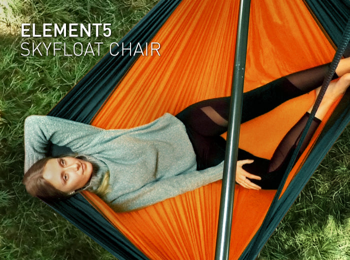 SkyFloat | The full-size & foldable hammock chair