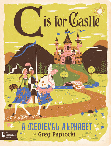 c is for castle cover