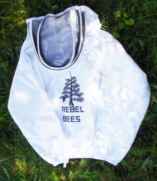 Bee Jacket with Veil - Copyrights RebelBees 2016